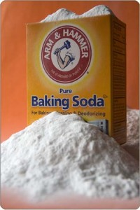 baking soda to deodorize