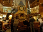 Lobby, Great Wolf Lodge in Sandusky, OH